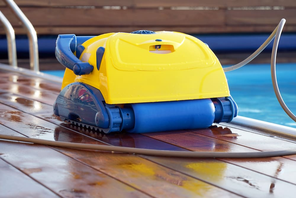 Best pool cleaning robot